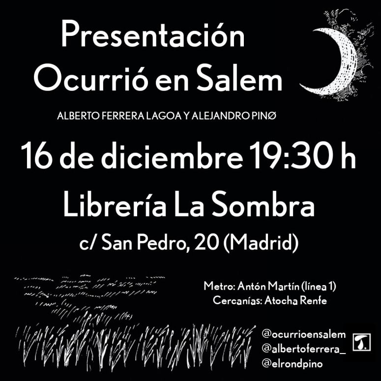 Ocurrion en salem